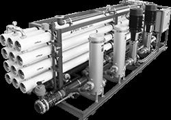 desalination plant operation